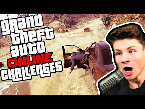 Video AUSSTEIGEN Challenge in GTA Online gegen Kev | Dner download in MP3, 3GP, MP4, WEBM, AVI, FLV January 2017