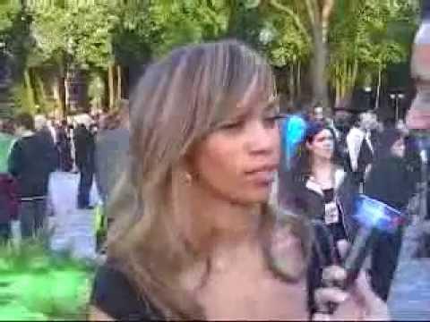 United Kingdom 2005: Interview with Javine