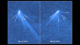 Astonishing Asteroid Becomes a Comet | Space News