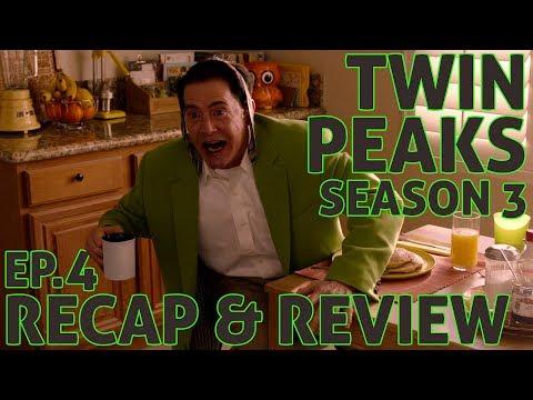 [Twin Peaks] Season 3 Episode 4   Recap & Review   The Return Part 4   Meet Wally Brando