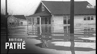 Barbourville (KY) United States  city images : News From USA - Kentucky Flood Disaster (1957)