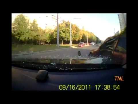 дтп аварии на видеорегистратор