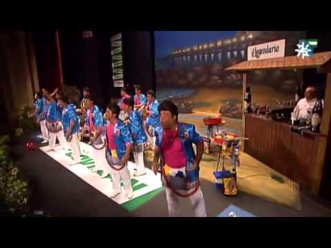 Chirigota, Los Georgie Dann de Santa María del Mar - Gran Final