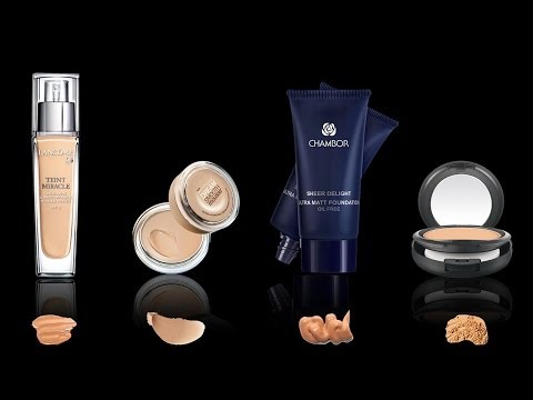 How To Choose The Right TYPE Of Foundation   Makeup Basics