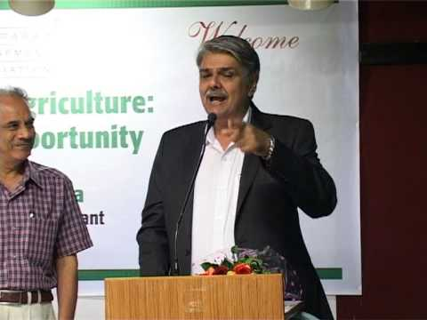 Greenhouse in India Ecosystems Group Amit Vasavada Speech