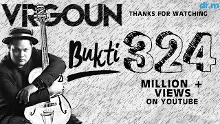 Video Virgoun - Bukti (Official Lyric Video) MP3, 3GP, MP4, WEBM, AVI, FLV Januari 2018