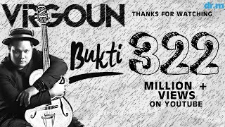 Video Virgoun - Bukti (Official Lyric Video) MP3, 3GP, MP4, WEBM, AVI, FLV Mei 2019