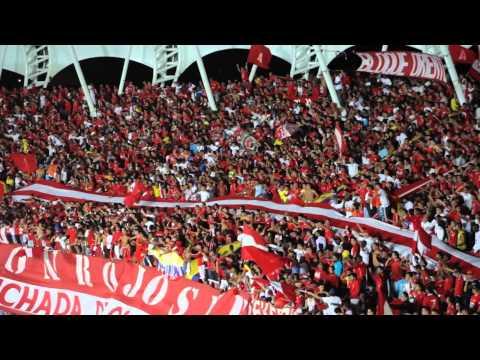 LOS CANTOS NUEVOS DEL BRS Y LA ORQUESTA SKARLATA - Baron Rojo Sur - América de Cáli