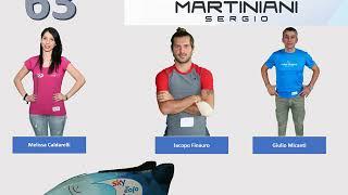 #vaporetti2018 Equipaggio N°63 Martiniani Sergio