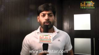 Nithin Sathya Speaks at Indian Badminton Celebrity League Launch