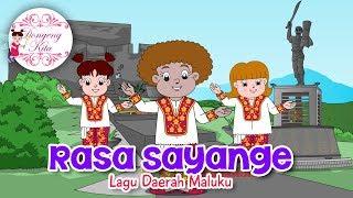Download Lagu RASA SAYANGE   Lagu Daerah Maluku   Budaya Indonesia   Dongeng Kita Mp3