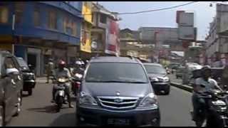 Bandar Lampung Indonesia  city pictures gallery : Tanjung Karang, Bandar Lampung.mp4