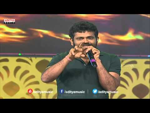 Sukumar Speech At Temper Audio Launch -  Jr.Ntr, Kajal Agarwal