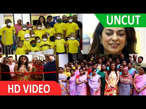 UNCUT : Juhi Chawla Inaugurate Cancer Initiative
