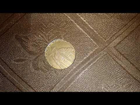 Купил фальшивую монету на OLX