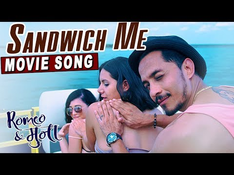 (SANDWICH ME - New Nepali Movie Song | Romeo & Muna | Ft. Vinay Shrestha | 2019/2075 - Duration: 3 minutes, 40 seconds.)