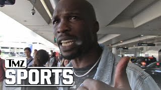 Chad Johnson says he's all for Keyshawn Johnson showing his son a little tough love ... saying it might be just what the kid needs...