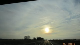 Central City (NE) United States  city photos gallery : UFO Near Central City, NE - January 11th, 2015