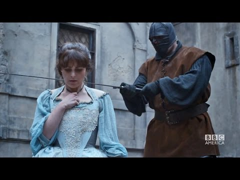 The truth is revealed on The Musketeers SEASON FINALE