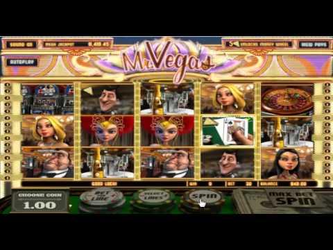 Mr. Vegas Betsoft