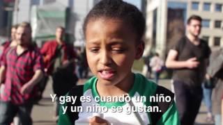 Niños y niñas opinan sobre la adopción homoparental