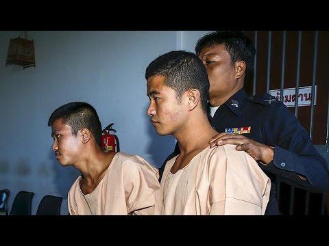 Ταϊλάνδη: Θανατική ποινή σε Βιρμανούς μετανάστες για τη δολοφονία δύο Βρετανών