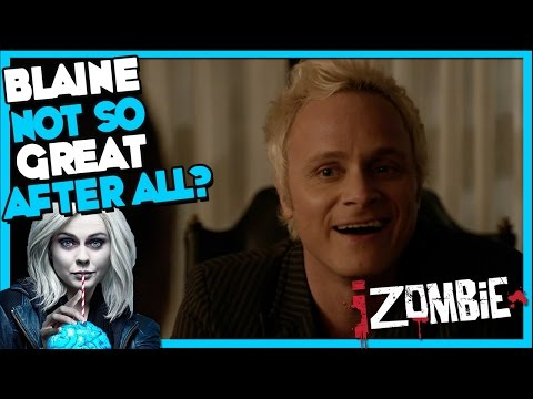 "Blaine Not So Great After All? IZombie Season 3x06 ""Some Like It Hot Mess"" REVIEW"