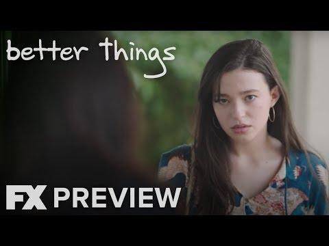Better Things Season 2 Teaser 'Staredown'