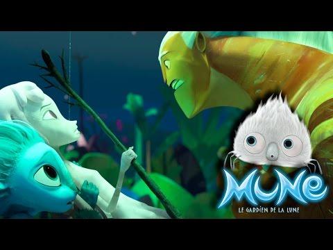 Mune - Le Gardien de la Lune - Mune, Cire et Sohone se disputent