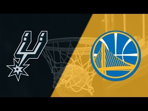 Free NBA Pick of the Day: Spurs vs. Warriors 4/16/18