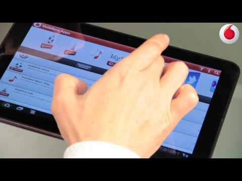 Video recensione Vodafone Smart Tab 10