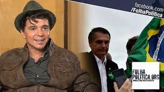Mensagem para amiga - Cantor Netinho envia mensagem emocionante de apoio e superação para Bolsonaro e repercute na web