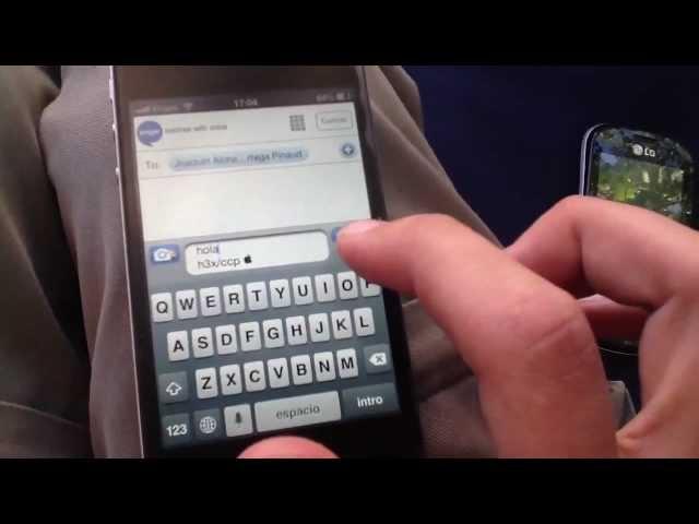 Llamadas y SMS gratis desde Android o iPhone a cualquier dispositivo