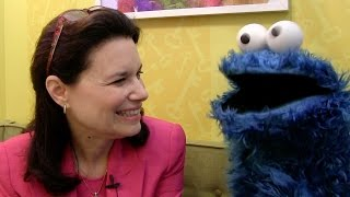 Cookie Monster & Sesame Workshop's Terry Fitzpatrick
