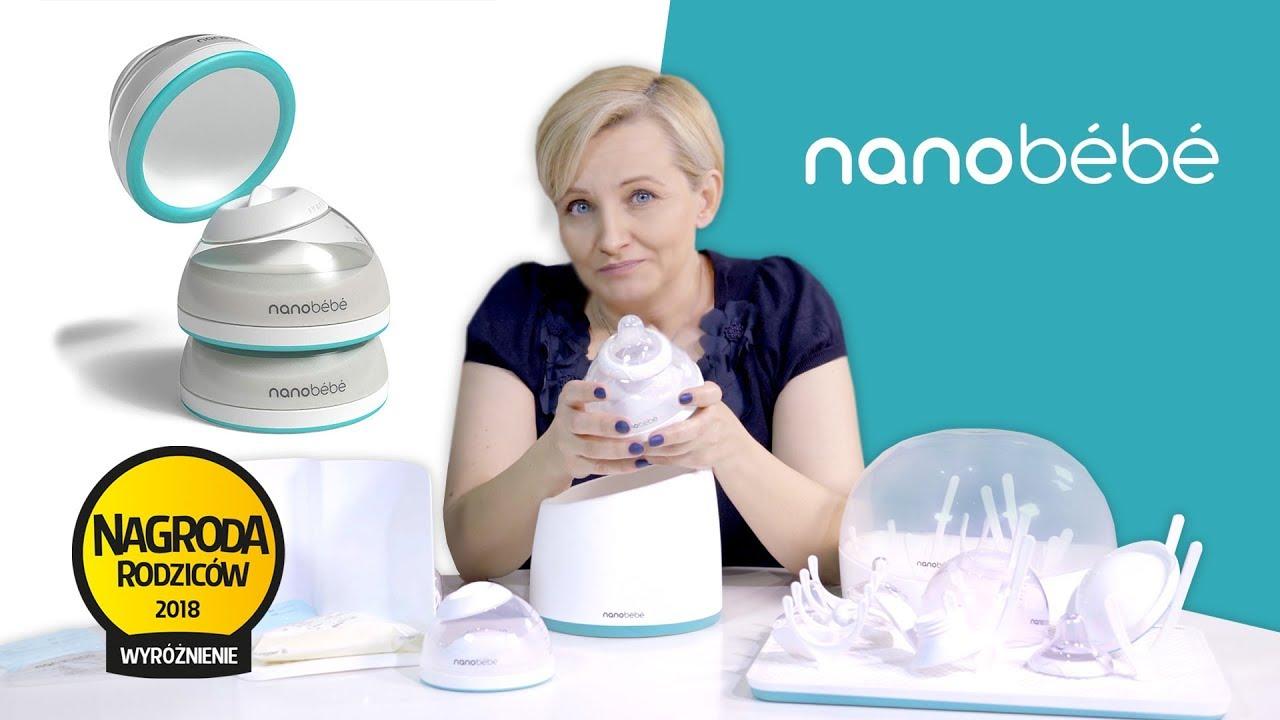 Nanobébé - Akcesoria do karmienia