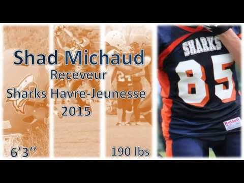 Shad Michaud Senior Year Highlights 2015