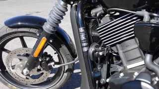 7. Harley-Davidson 2015 Street 750 & 500 Review | Motorcycle Podcast