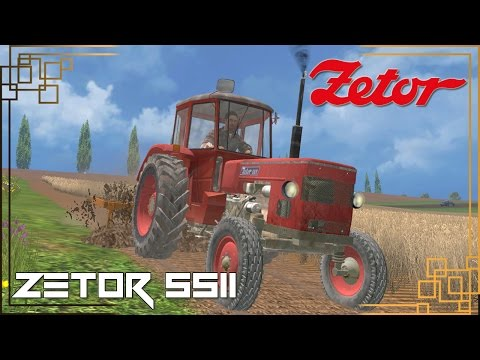 Zetor 5511 Cabin v1.0