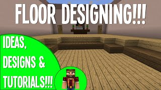 Floor Designing!!! - #6 Building Tips&Tricks