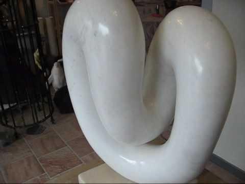 Brunton Hunter, sculptor, Continuum 4