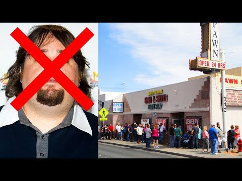 Why Chumlee Was Removed From The Old Man's Will (Pawn Stars)