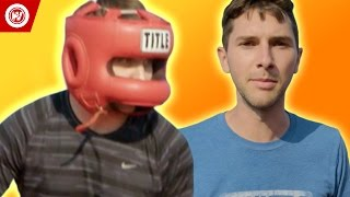 THE JOUST OF DEATH! | ULTIMATE YOUTUBER BATTLE by Whistle Sports