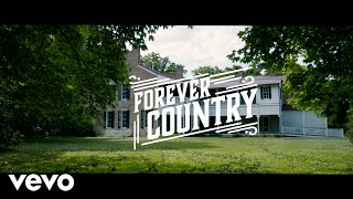 Artists Of Then, Now & Forever - Forever Country by : CMAVEVO