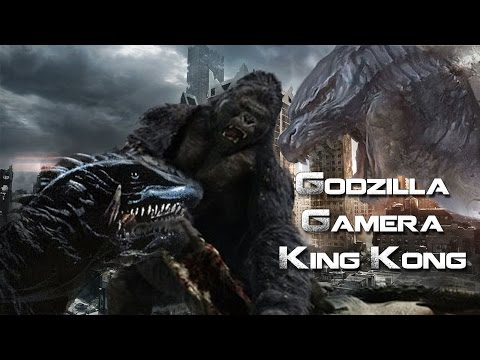 Video Godzilla, Gamera, and King Kong: Giant Monsters All-Out Attack (Fan-Made) Movie Trailer download in MP3, 3GP, MP4, WEBM, AVI, FLV January 2017