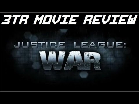 Justice League: War - Movie Review by 3TopicsReviewer