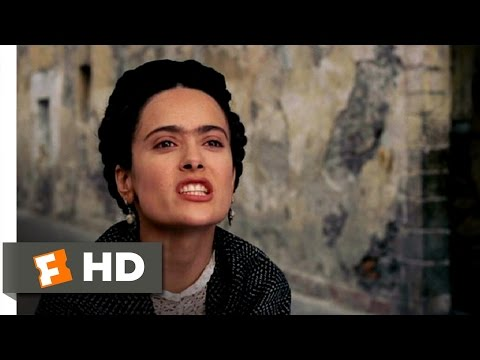 Frida (9/12) Movie CLIP - You've Never Been My Husband (2002) HD