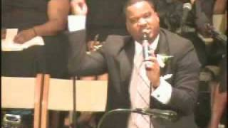 Devil Is Alive-Pastor Carlton Byrd