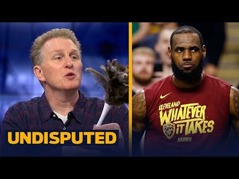 Michael Rapaport says it's over for LeBron's Cavs in the Eastern Conf. Finals   NBA   UNDISPUTED