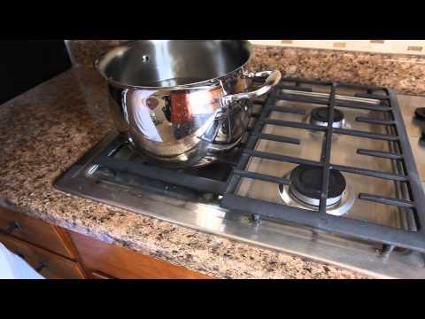 Whirlpool Cooktop Dangerous Design Flaw