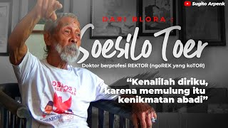 Video Soesilo Toer (Adik Pramoedya Ananta Toer) bergelar Doktor dari Rusia kini jadi pemulung MP3, 3GP, MP4, WEBM, AVI, FLV Agustus 2018